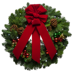 Jingle Bells Christmas Wreaths
