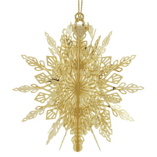 2015 Snowflake Ornament