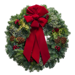 Alpine Christmas Wreaths