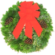 Cascade Wreath