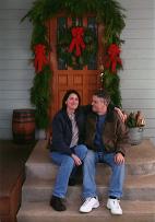 Merry Christmas from Rick & Ramona