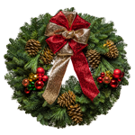 Christmas Dazzler Wreath