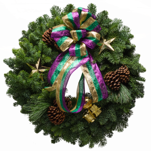 """20"""" Gala Glitz Wreath"""