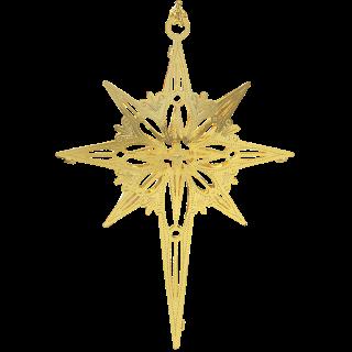 Star of Bethlehem Ornament