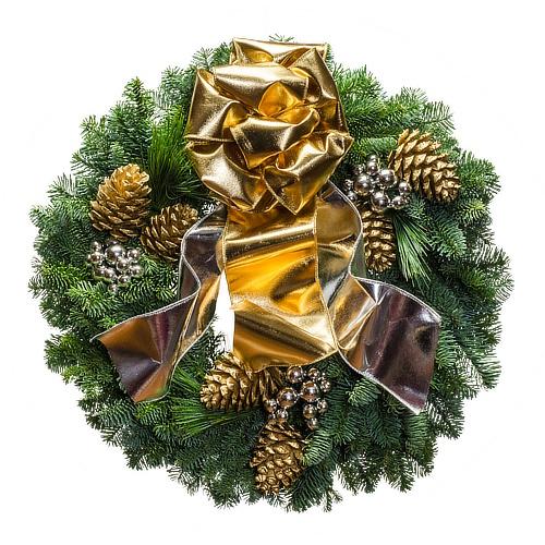 20 Chehalis Chic Christmas Wreath